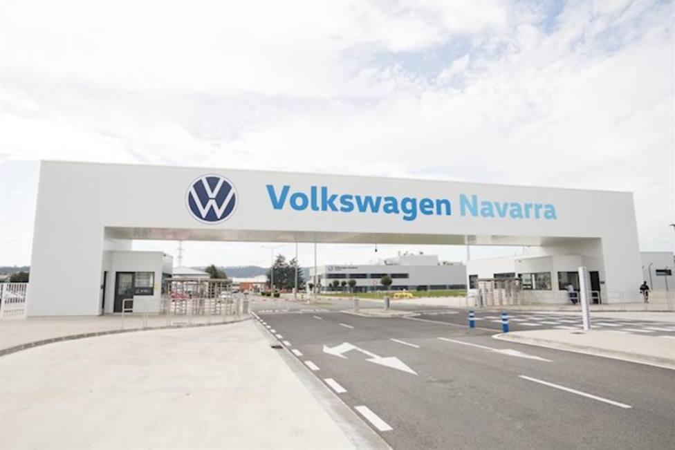 Volkswagen Navarra prevé incrementar su programa para 2021 en 5.255 coches