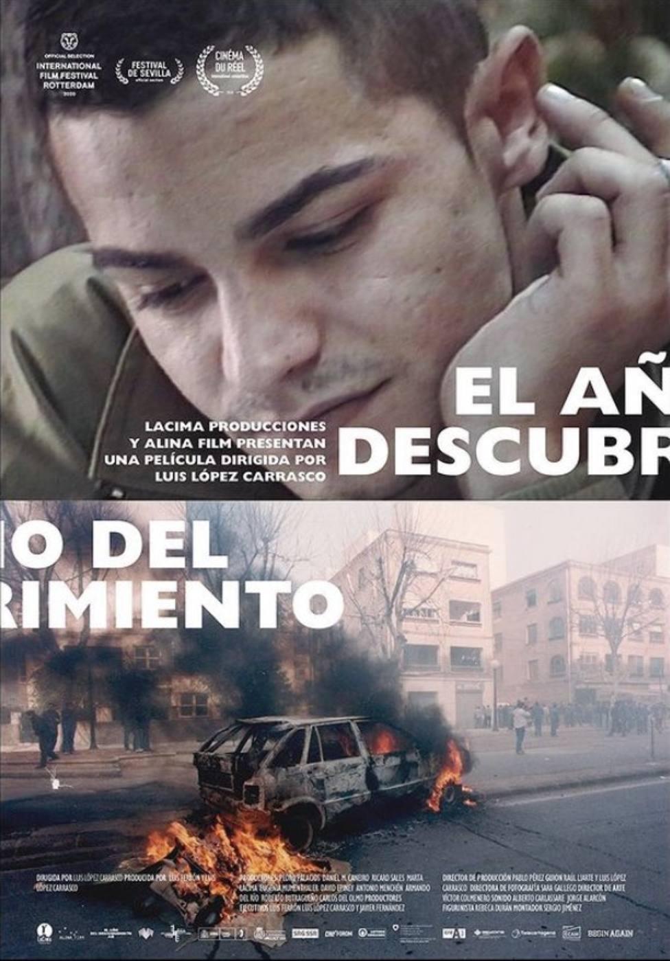 El año del descubrimiento, Goya al mejor documental