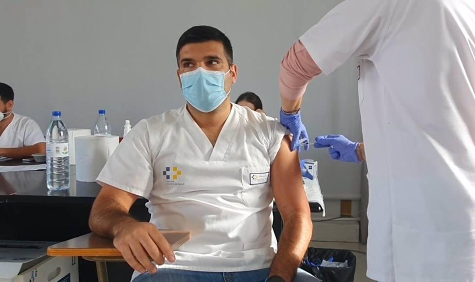En Canarias se han inoculado 83.891 dosis de AstraZeneca