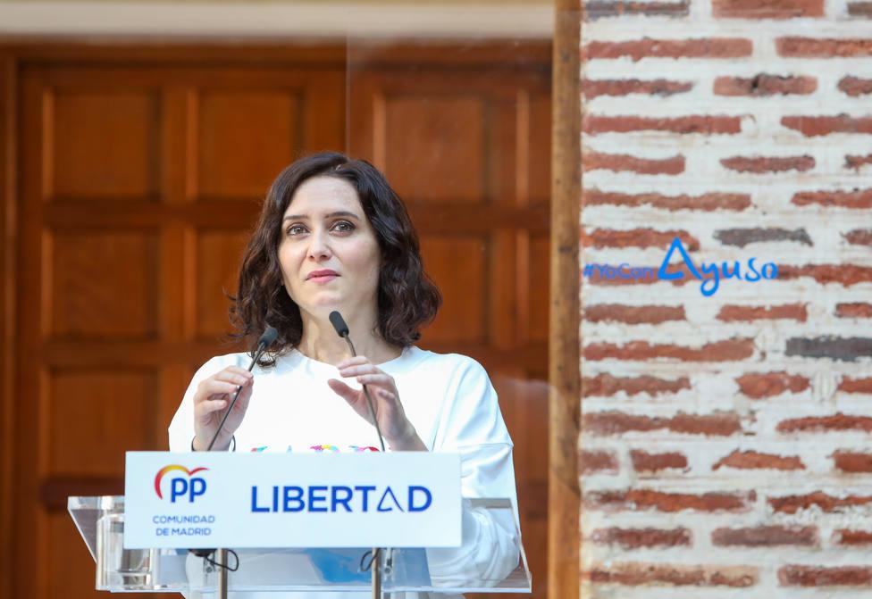 El PP recurre la anulación de la candidatura de Cantó y Conde ante el TC