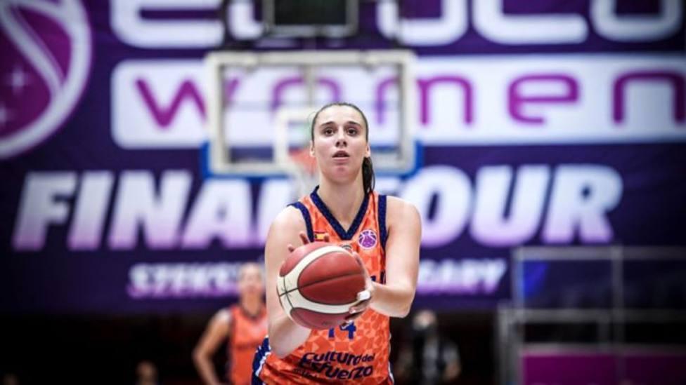 Sus tiros libres dieron la Eurocup a Valencia Basket