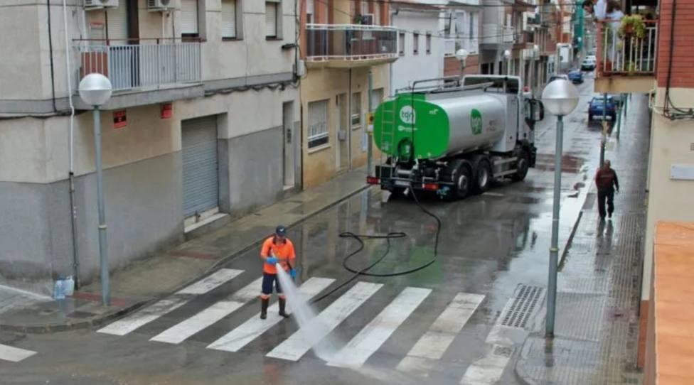 Calle de Bonavista donde se han producido los hechos - DIARI DE TARRAGONA