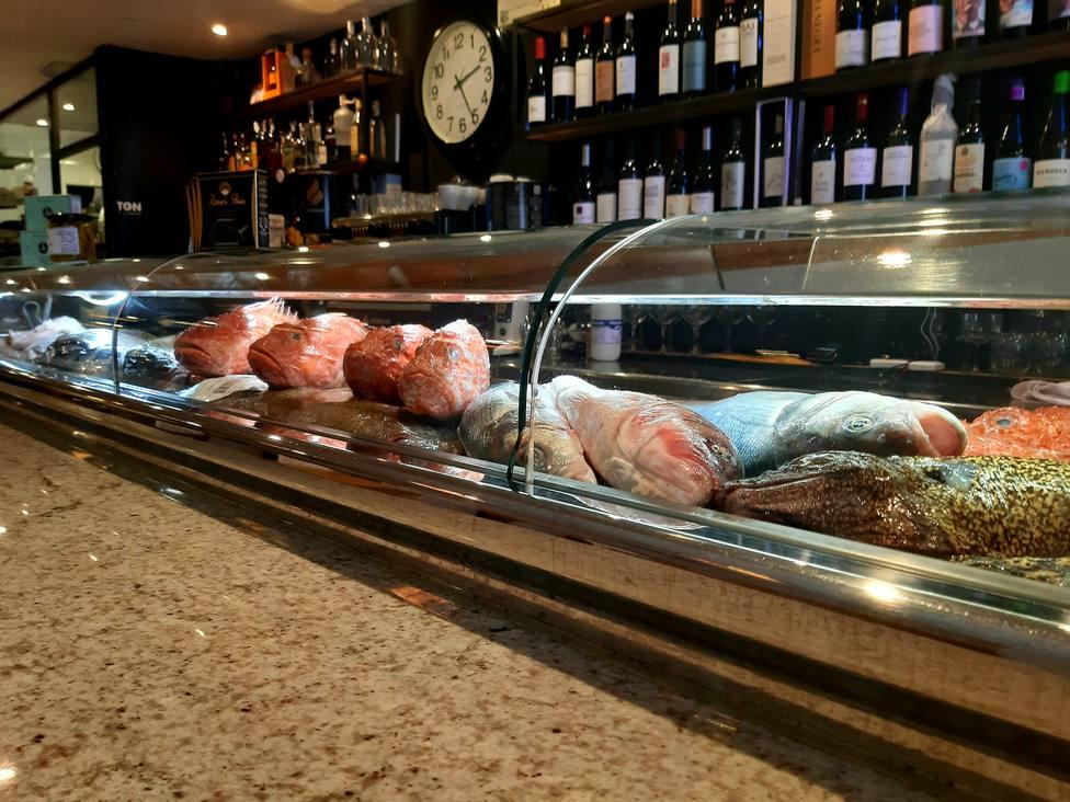 Gastrogumi: Restaurante TON by Karabuena (Santa Faz)