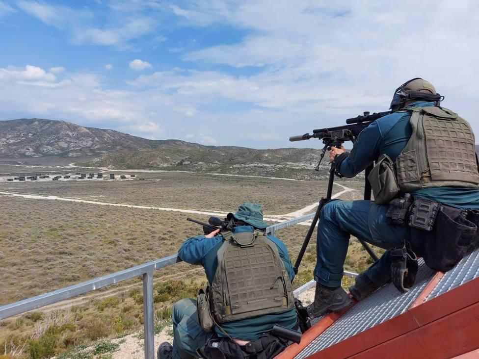 Long Precisión 2021: Fuerzas Armadas y Cuerpos de Seguridad del Estado buscan a sus mejores francotiradores