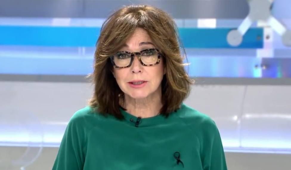 Ana Rosa se sincera y despeja las dudas sobre su futuro inmediato en Telecinco: Respeto
