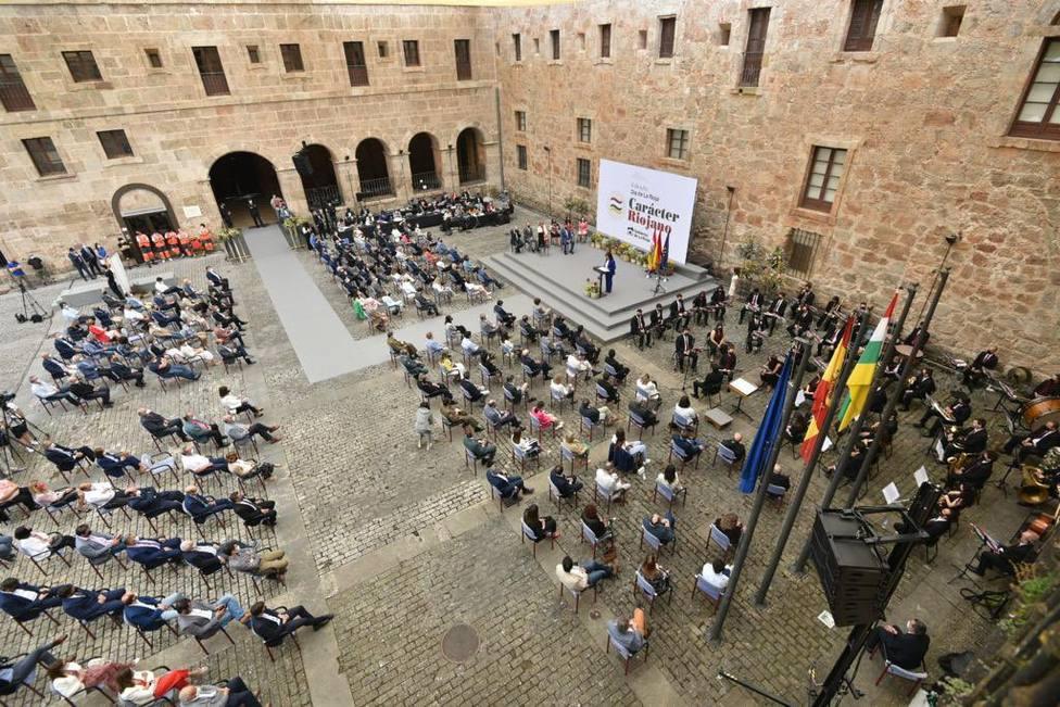 Nájera acogerá el acto institucional del Día de La Rioja 2022