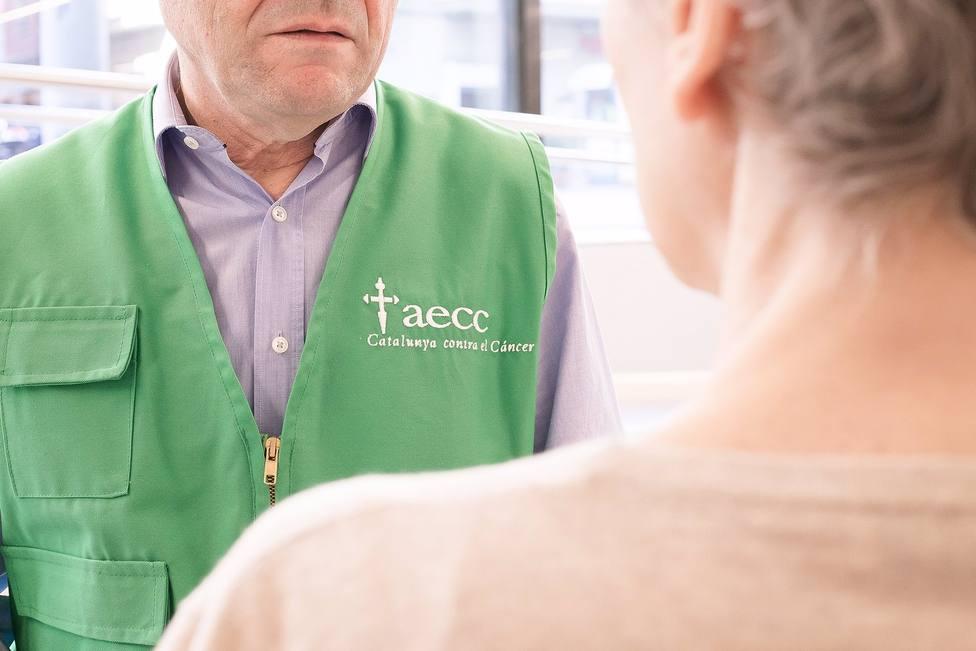Aecc-Catalunya gana un premio internacional con un proyecto para mayores de 65 con cáncer