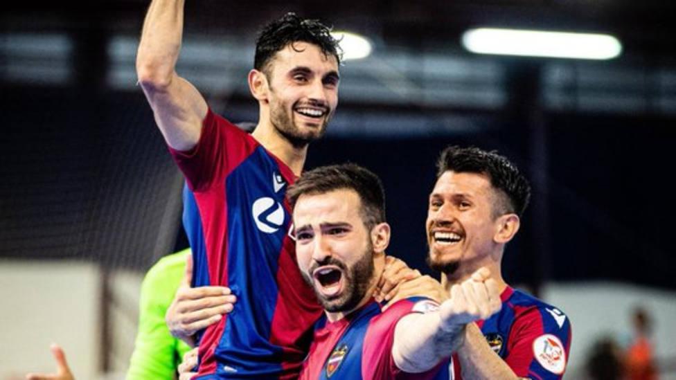 El Levante hace historia y jugará su primera final liguera