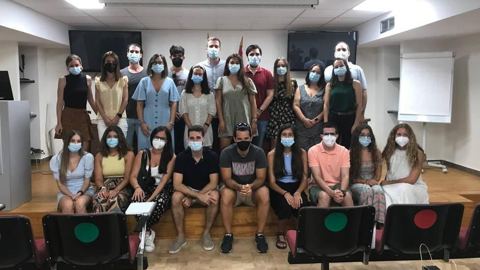 Se recibe en Motril a los 24 Especialistas Internos Residentes que llegan al Área Sanitaria Sur de Granada