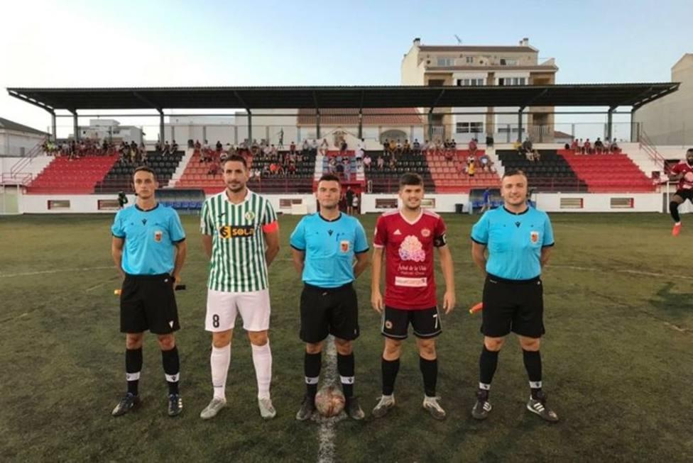 El Huércal Overa pierde 0-1 contra Los Garres
