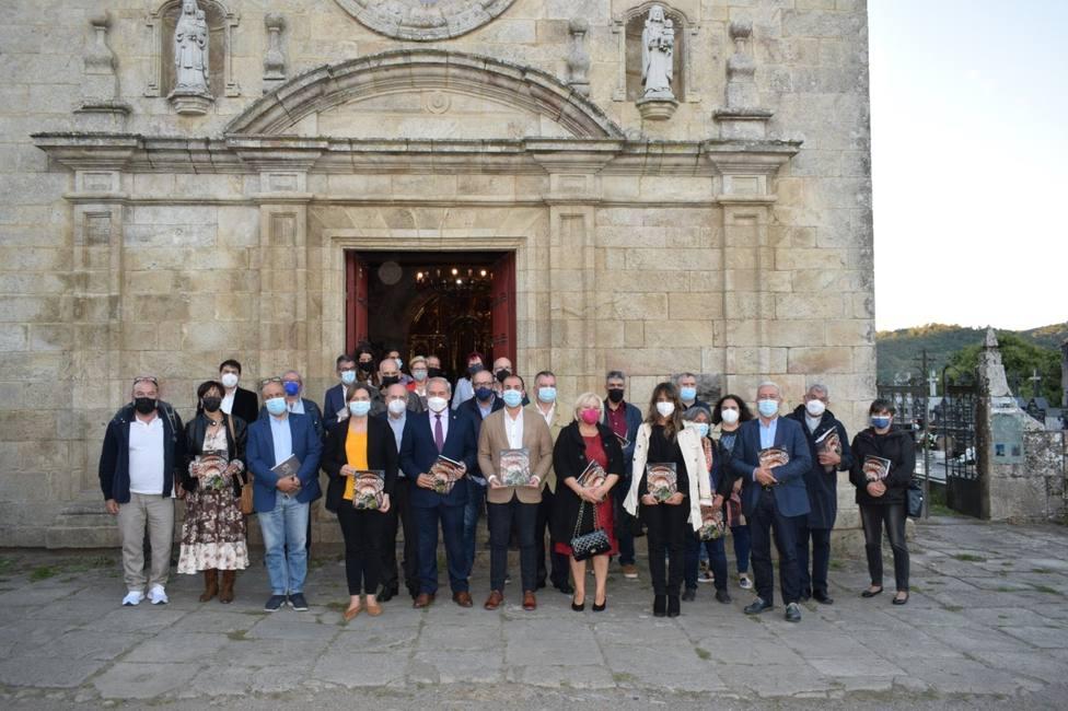Presentación del primer tomo de la guía Lugo Románico