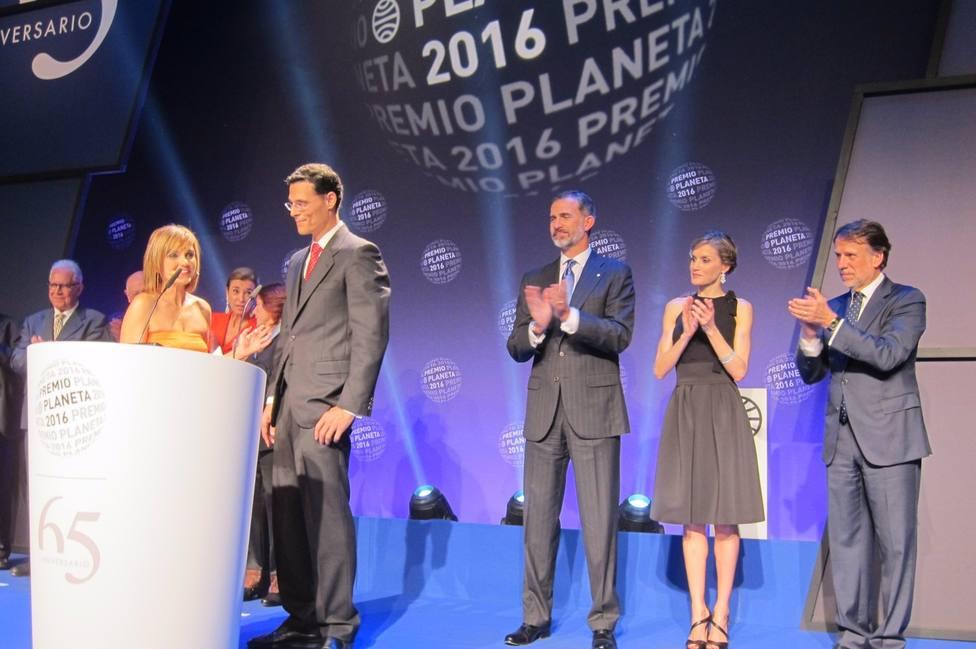 Los Reyes presidirán la entrega del Premio Planeta