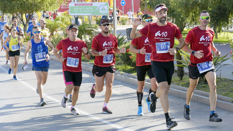 Cuenta atrás para la XXXVII Media Maratón Ciudad de Motril