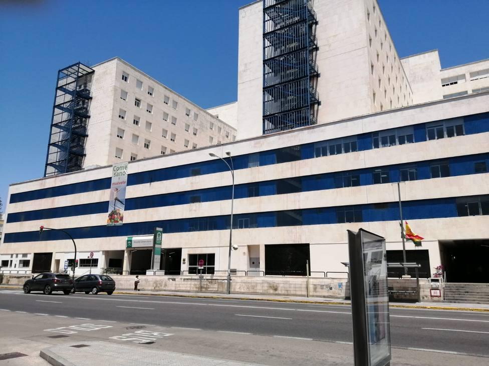 Hospital Puerta del Mar (Cádiz)