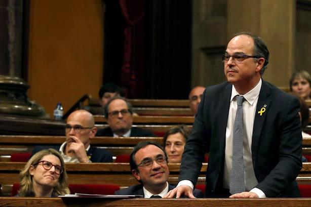 El juez que instruye este sumario, Pablo Llarena, comunicará a los implicados sus autos de procesamiento