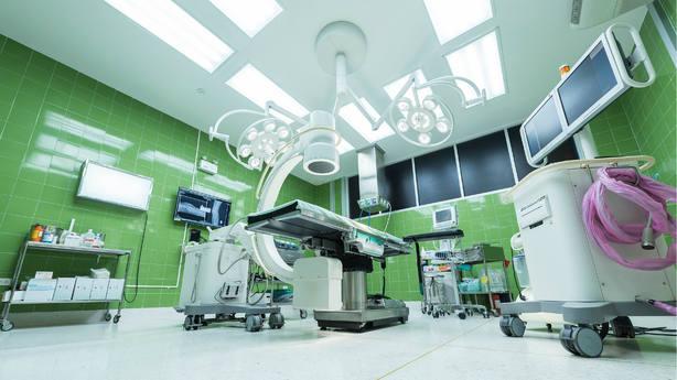 Quirófano de hospital
