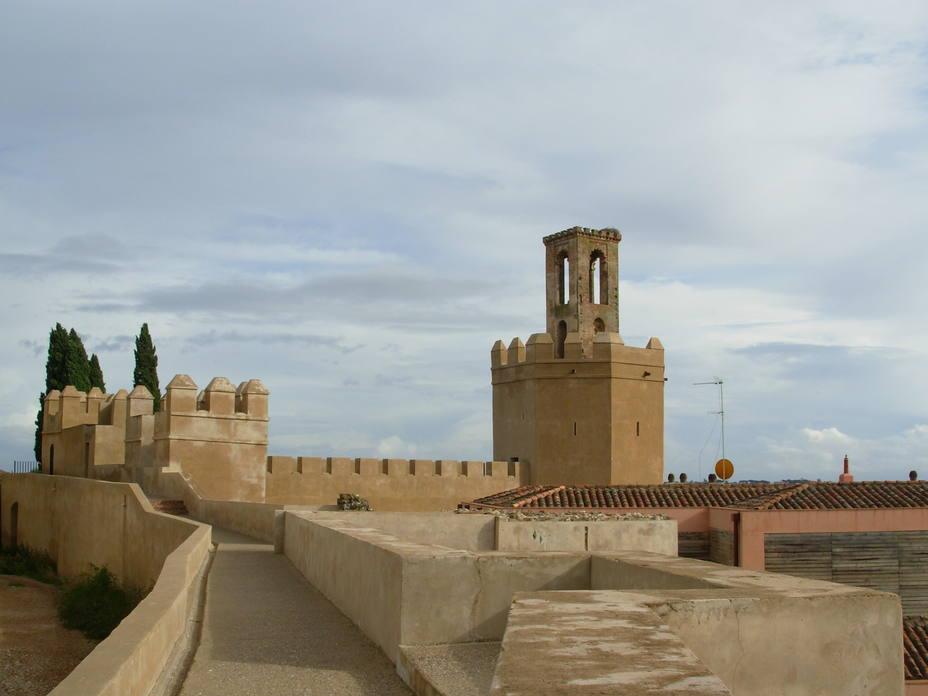 alcazaba muralla
