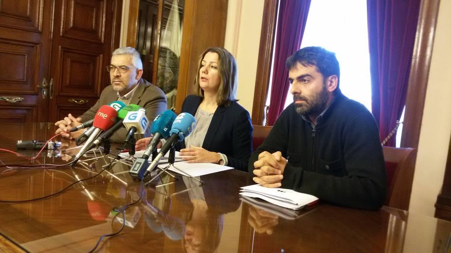 """Méndez dice que la conversión de O Garañón en zona verde puede hacerse a coste """"cero"""""""