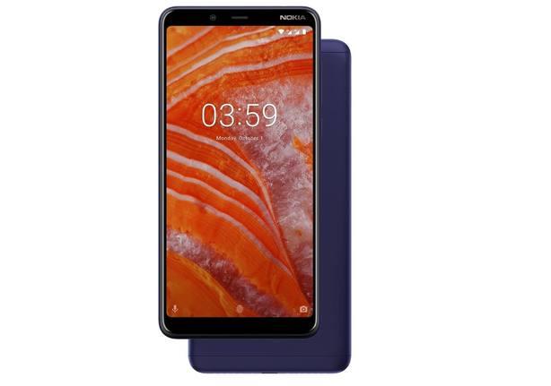 Nokia 3.1 Plus, ya disponible en España desde 199 euros