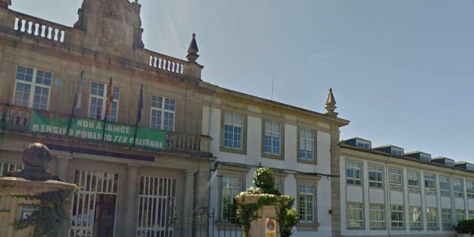 La Memoria histórica al revés en un instituto de Lugo