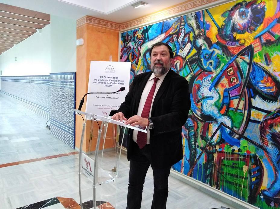 Caamaño recuerda que la reforma del Estatuto de Autonomía no podrá salirse de las competencias autonómicas