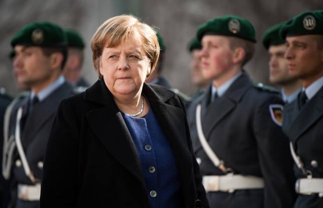 Merkel reconoce que las opciones para un Brexit ordenado se han reducido
