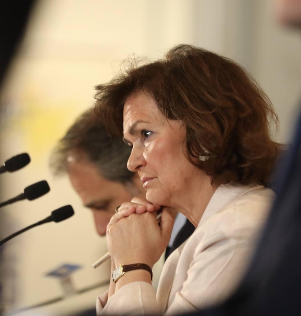 Calvo enmarca la detención de Josu Ternera en el trabajo constante del Estado de Derecho