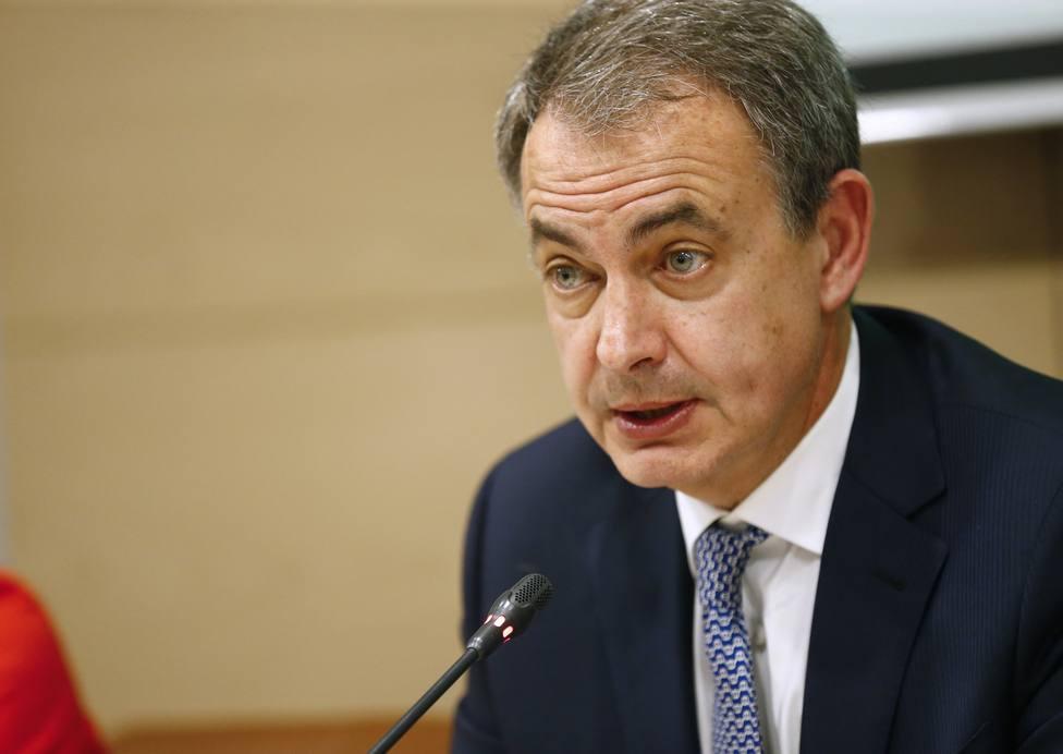"""Zapatero, sobre Sánchez: """"Es la única opción de Gobierno"""""""