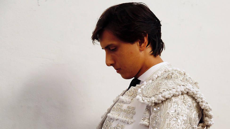 Andrés Roca Rey, de baja por culpa de una lesión en el hombro derecho