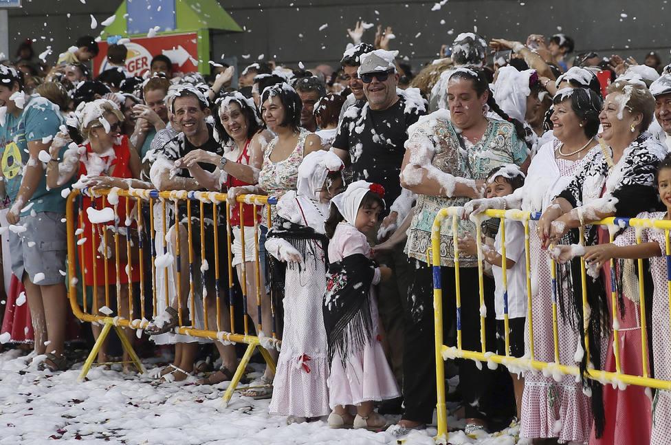 Programa De Las Fiestas De San Cayetano San Lorenzo Y La Virgen De