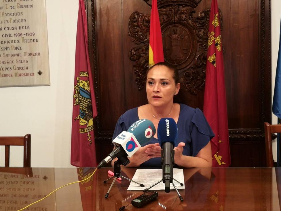 Antonia Pérez haremos todo lo posible para evitar el cierre de San José de Calasanz