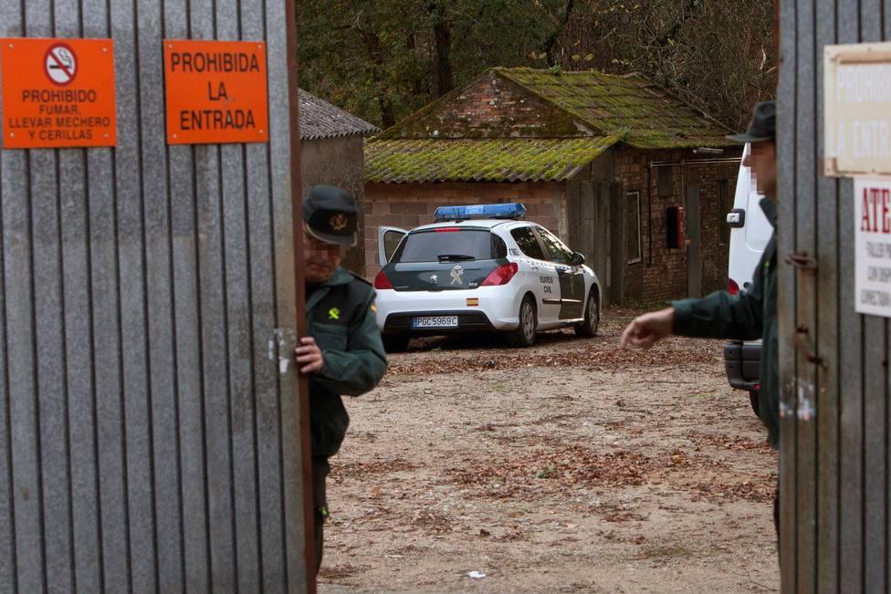 Guardia Cilvil en imagen de recurso