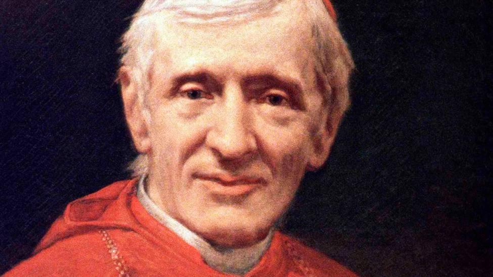 Así se convirtió el anglicano Newman al catolicismo