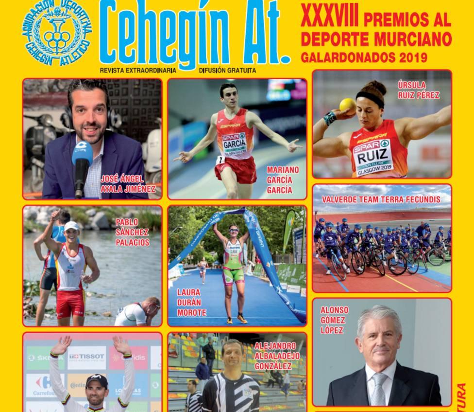 Gala Premios al Deporte Murciano