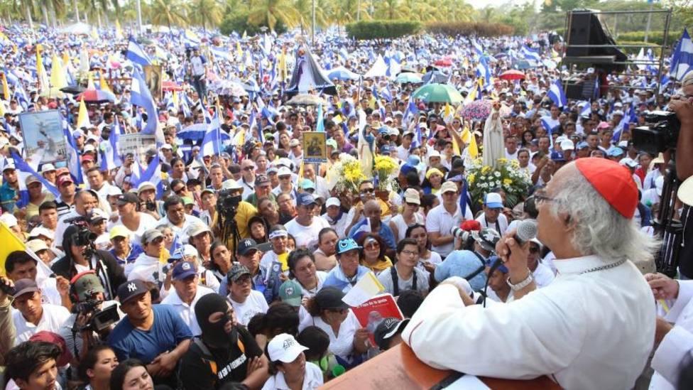 La Iglesia en nicaragüa denuncia la profanación de tumbas por parte de los sandinistas