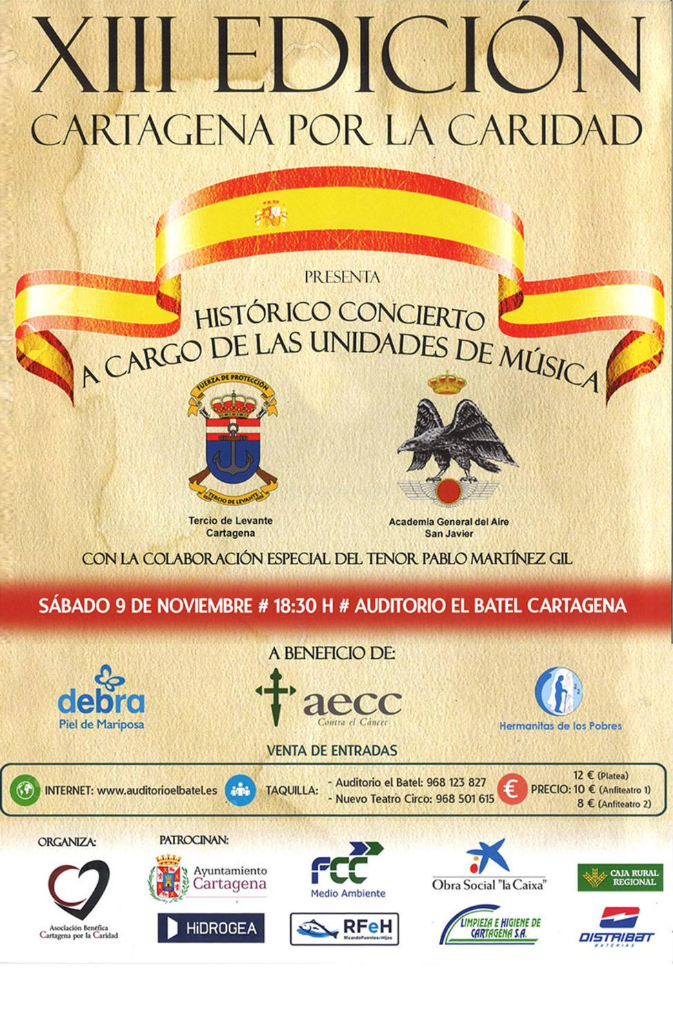 Cartagena presenta una agenda cargada de actividades