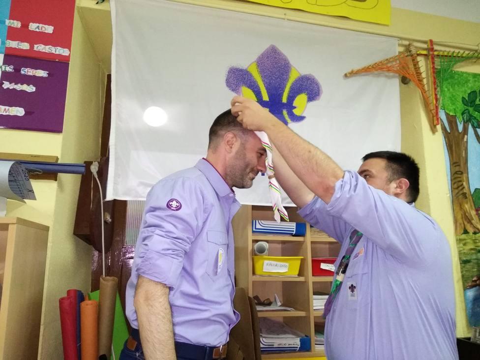 Tirso Salazar Arregui es el nuevo presidente del Movimiento Scout Riojano–M.S.C.