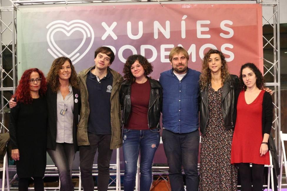 10N.- Castañón anima a votar a Unidas Podemos para defender a la mayoría social