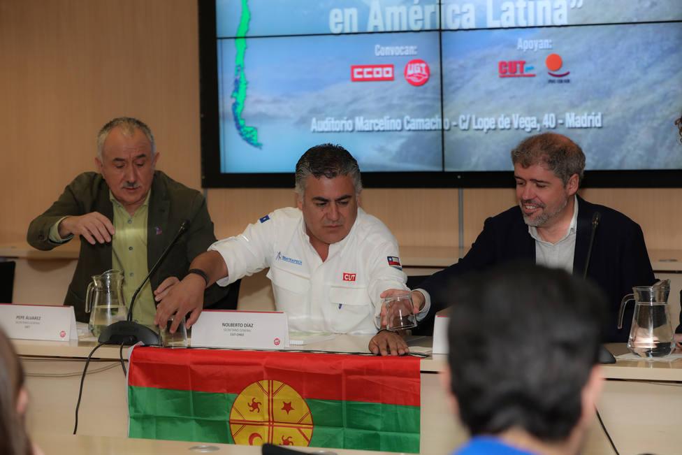 Sordo y Álvarez serán muy exigentes con el futuro Gobierno para que derogue reformas lesivas