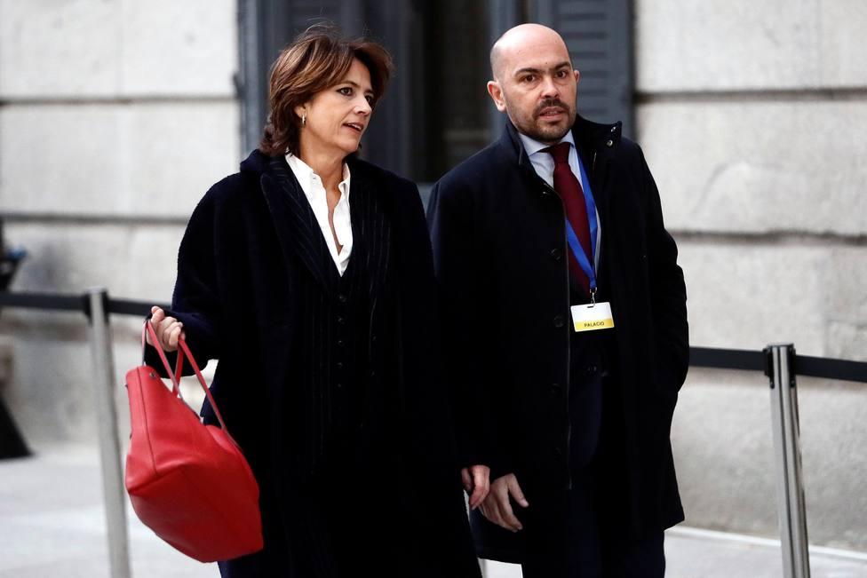 Segunda jornada de la sesión de investidura de Pedro Sánchez