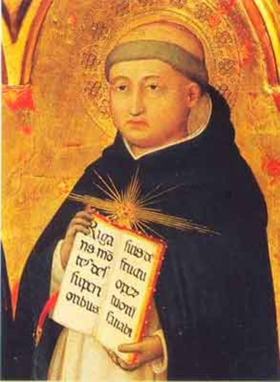 Santo Tomás de Aquino: El maestro de oración que lo plasmaba en sus obras