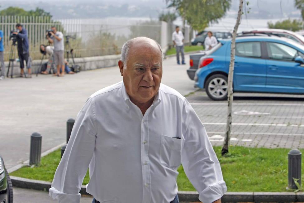 Las donaciones de Amancio Ortega que pueden llevarlo al Premio Princesa de Asturias