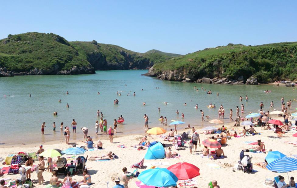 Playa de Poo de Llanes (Asturias)