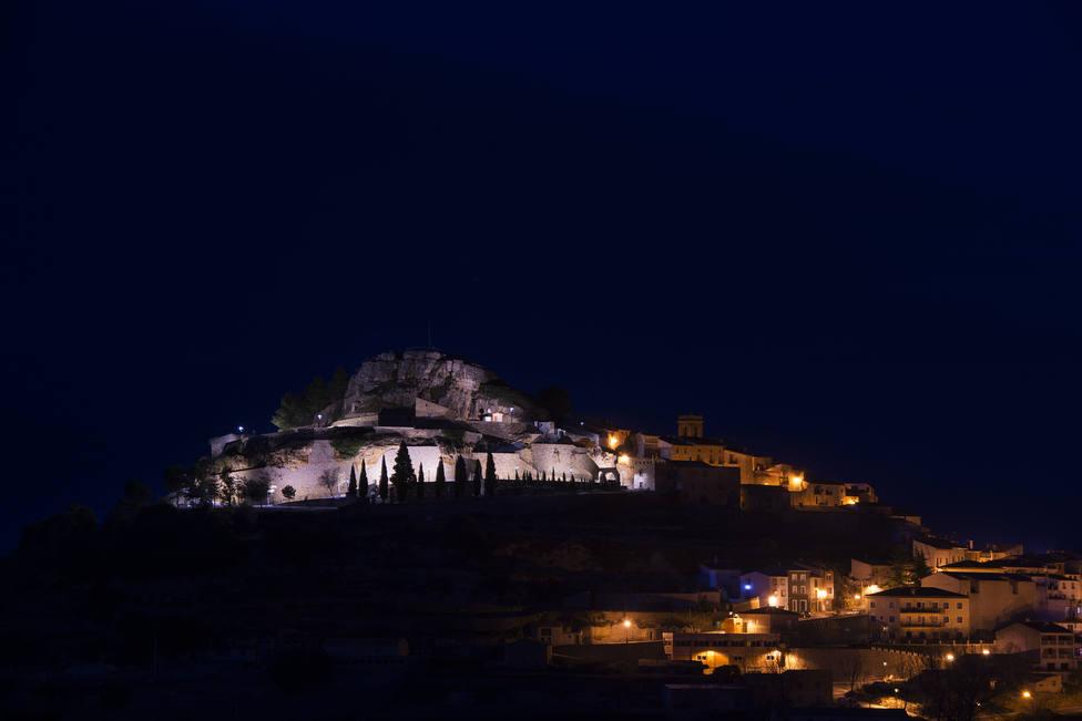 El casco histórico de Culla se iluminará en la noche del sábado