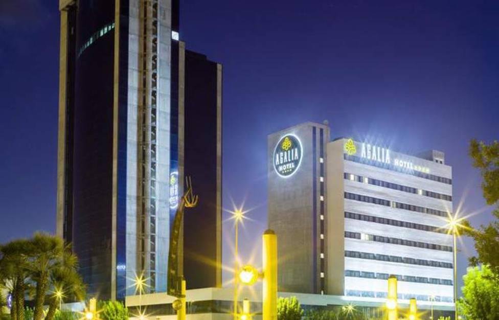 Las pernoctaciones hoteleras bajan en la Región un 54,3 % en agosto