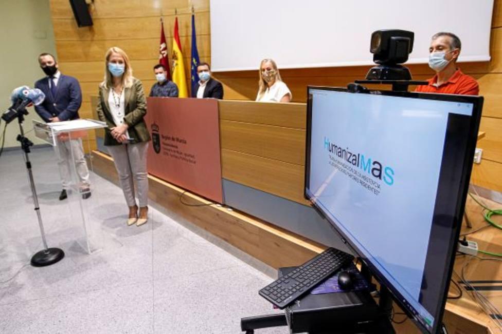 El Plan HumanizaIMAS mejorará los servicios de atención de los usuarios y trabajadores de las residencias