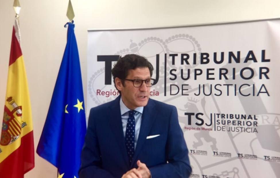 El TSJMU reitera su informe a favor de que un Mercantil tenga sede en Cartagena