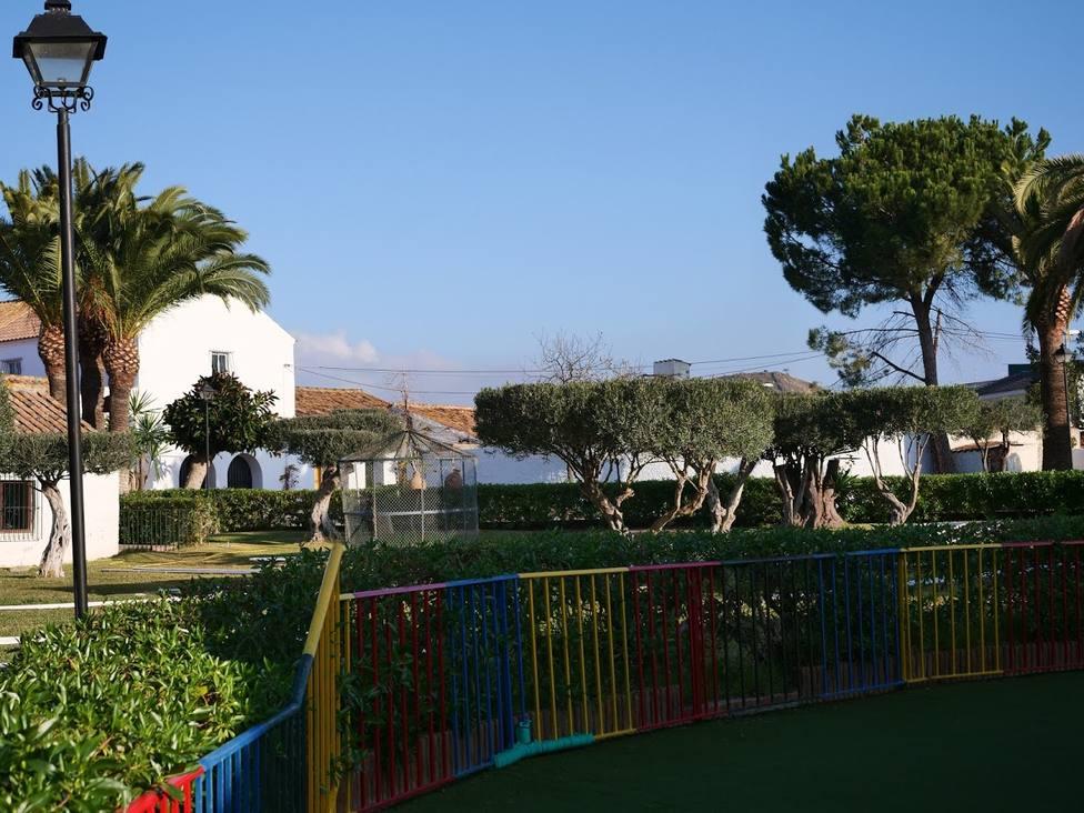 Imagen del colegio Europa en Málaga.