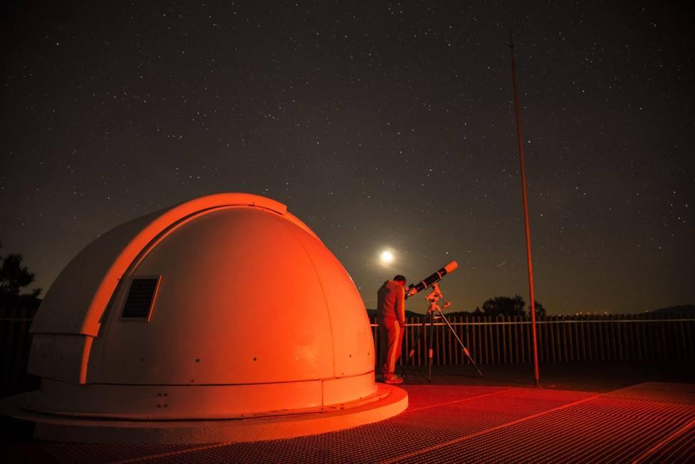 El Observatorio Astronómico Cabezo de la Jara acogerá el 20 y 21 noviembre el IV Curso Básico de Astronomía