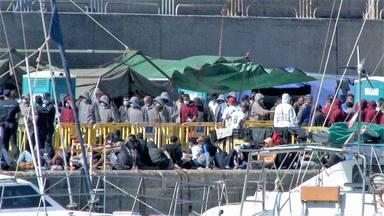 Escrivá estará esta semana en Canarias para abordar la situación migratoria en las islas